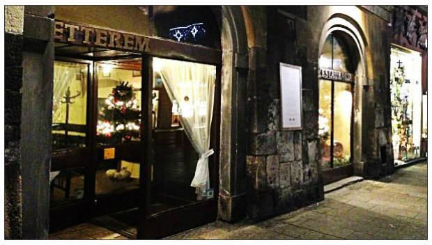 Balaton w Krakowie recenzja restauracji