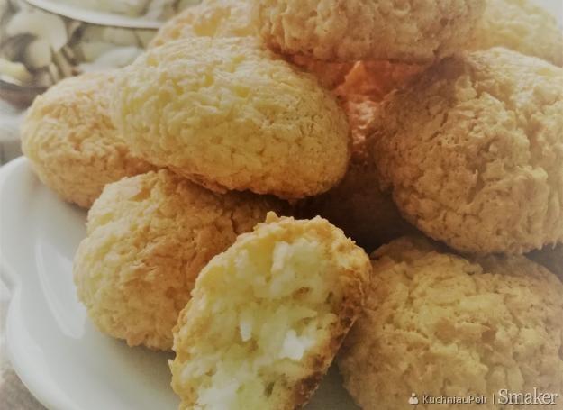 Kokosanki na białkach