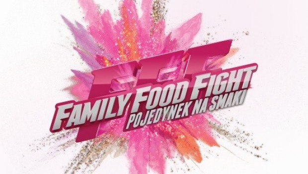 Family Food Fight. Pojedynek na smaki