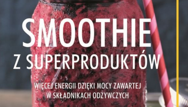 Smoothie z superproduktów