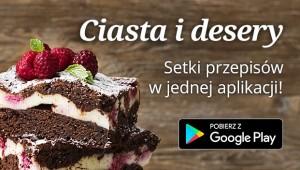Kuchnia Broni Ciasta I Desery Przepisy Jak Zrobić Smakerpl