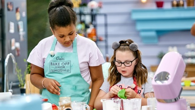 Karpatka i wuzetka w Bake off Junior