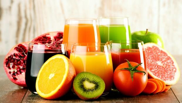 Soki, nektary i napoje - które wybrać?