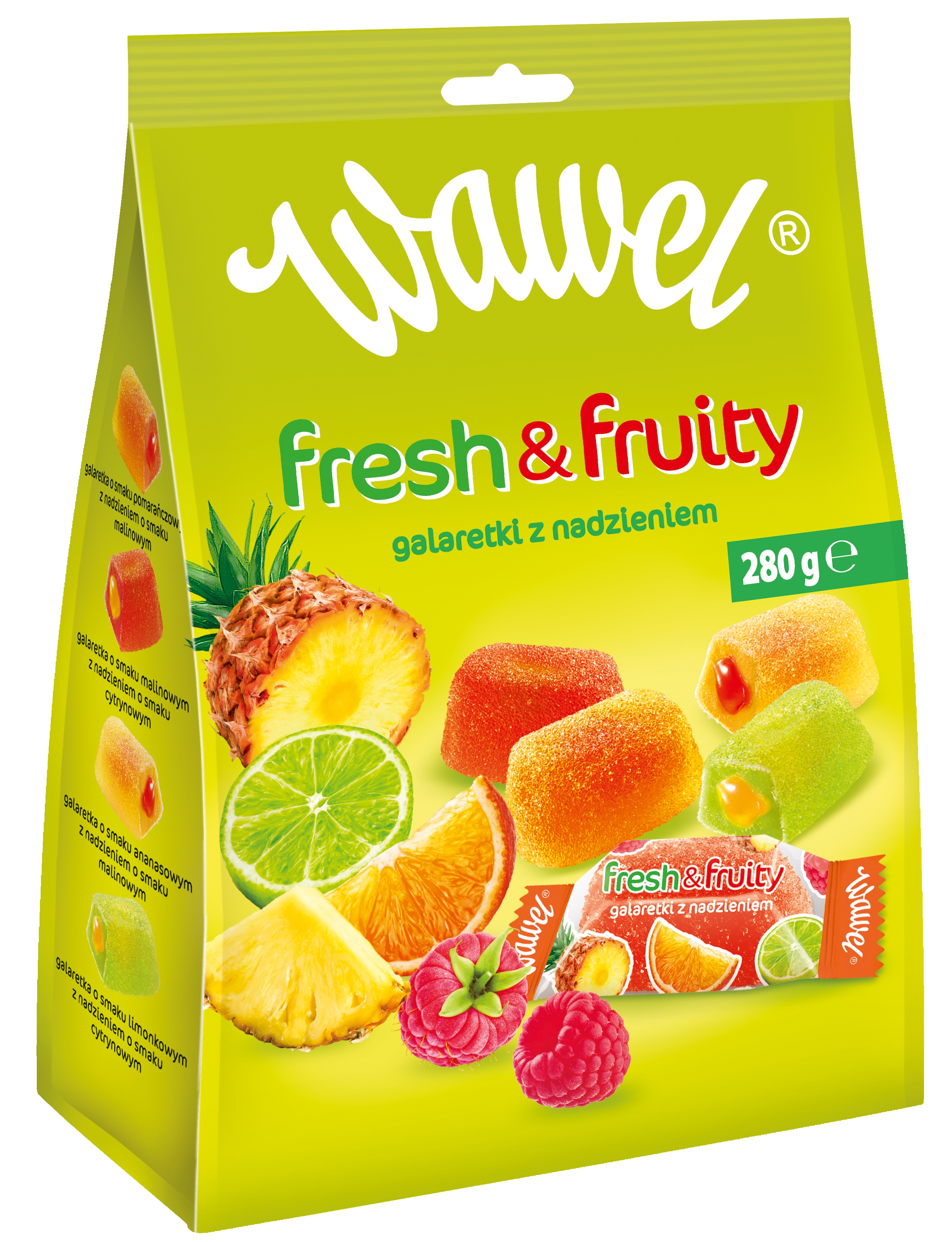 Słodycze Fresh Fruity