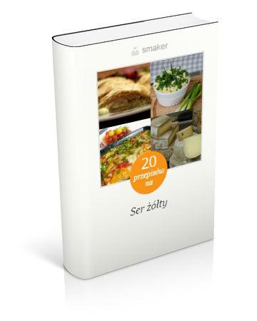 Książka kucharska: 20 przepisów na dania z żółtym serem. Kliknij!