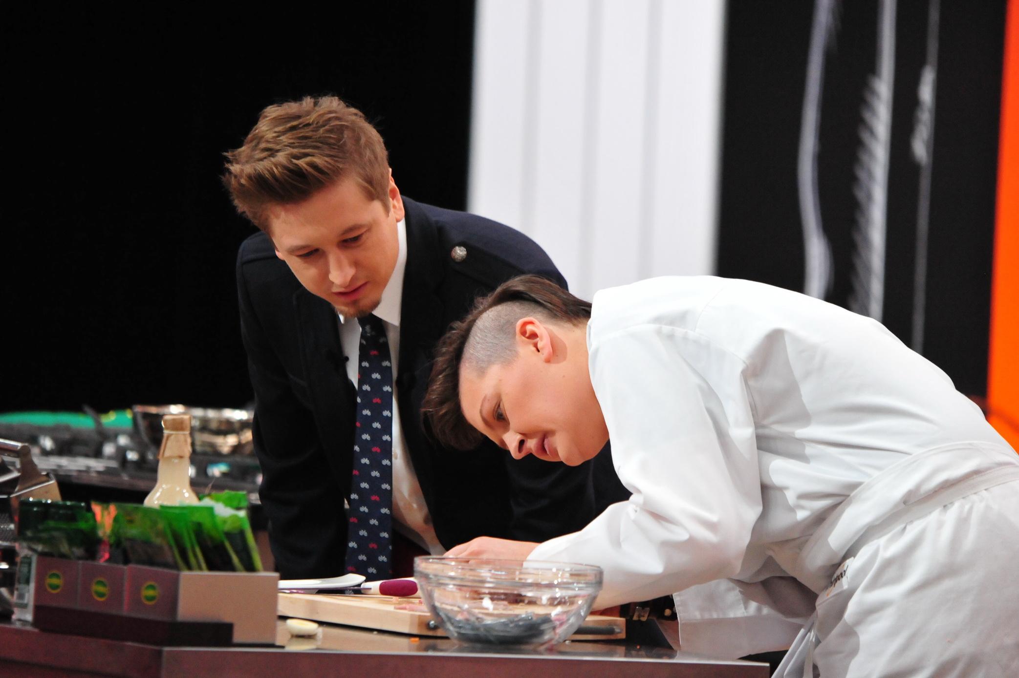 dogrywka top chef 2 edycja magdalena perszke