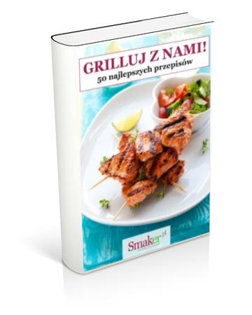 książka kucharska na grilla