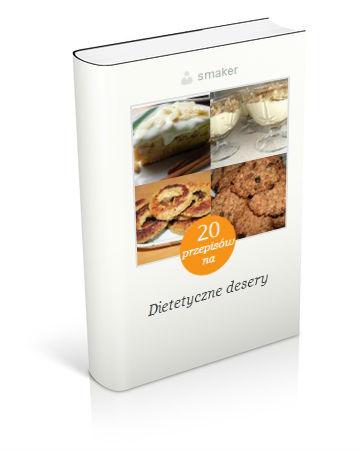ksiazka kucharska desery dietetyczne