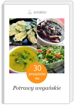 książka kucharska przepisy wegańskie