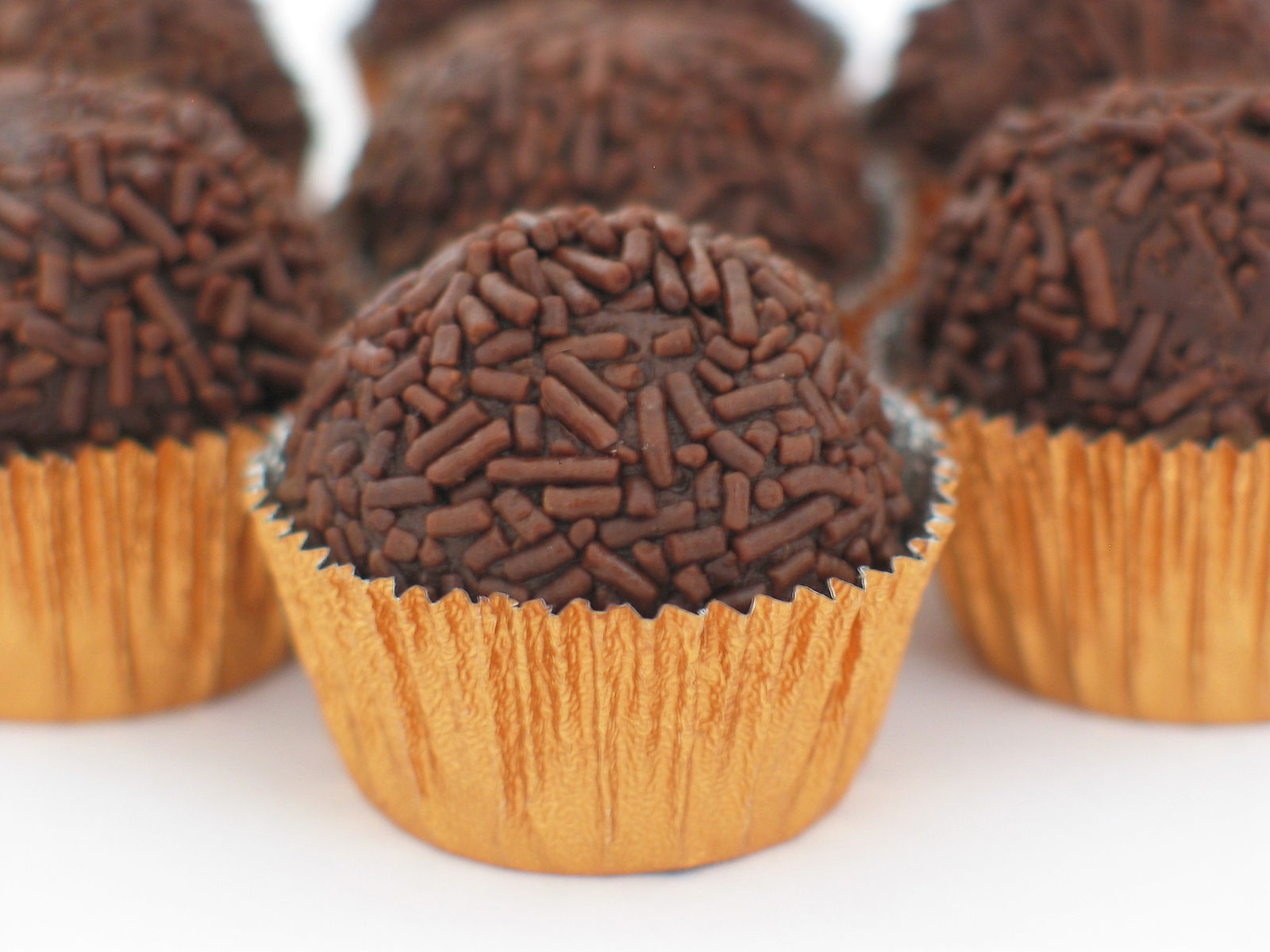 brigadeiro popularny brazylijski deser