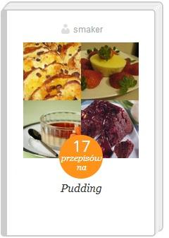 książka kucharska pudding