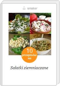 przepisy na sałatki ziemniaczane