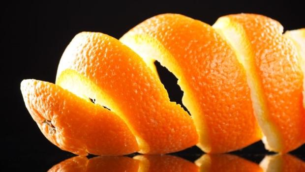 skórka pomarańczowa zastosowanie