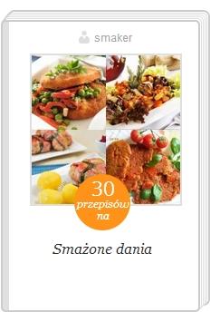 przepisy na smażone potrawy książka kucharska 30 przepisów