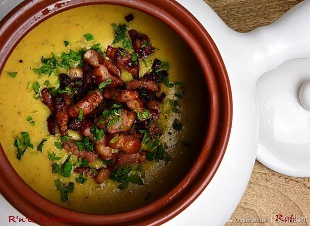 Berlińska zupa ziemniaczana