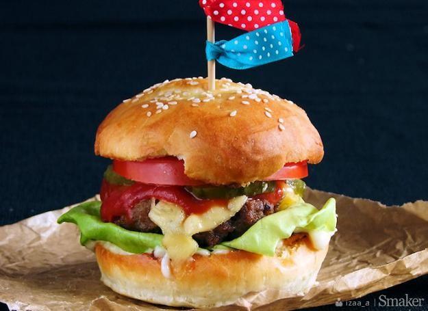 hamburgery z przepisu p. Magdy Gessler