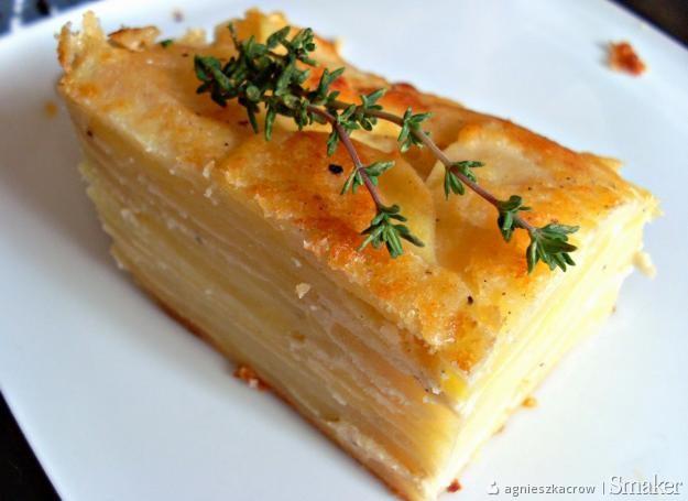 Ziemniaki gratin