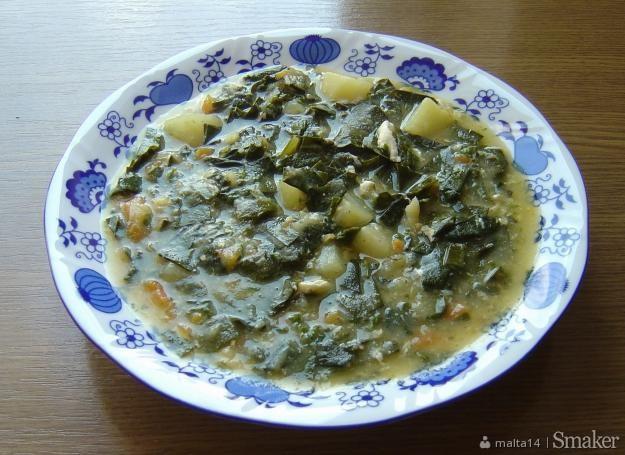 Zupa z Kalarepy. Kliknij!