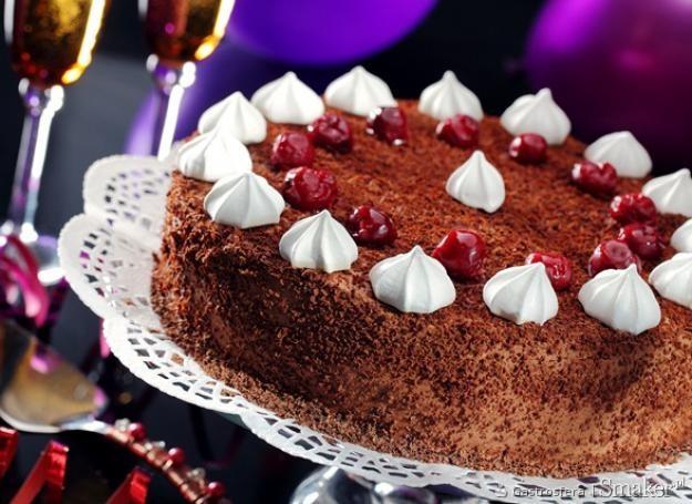 Błyskawiczny tort schwardzwaldzki. Kliknij!