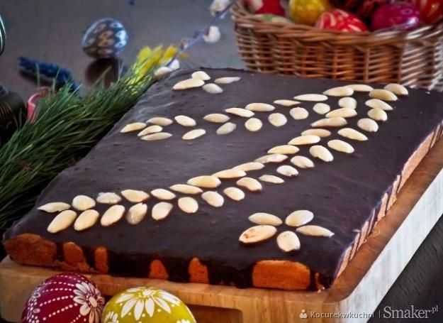 Mazurek czekoladowy. Kliknij!