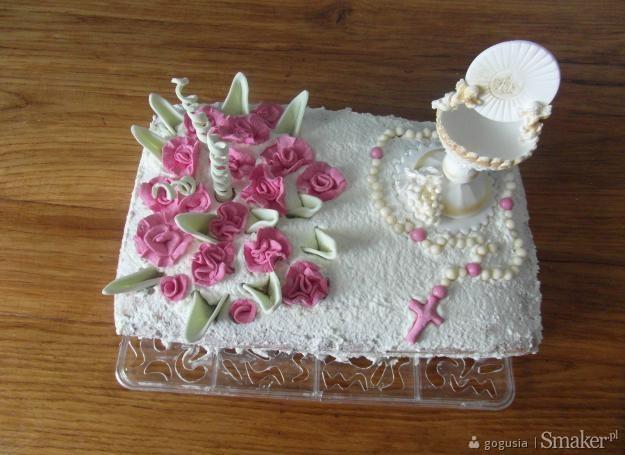 Tort brzoskwiniowy. Kliknij!