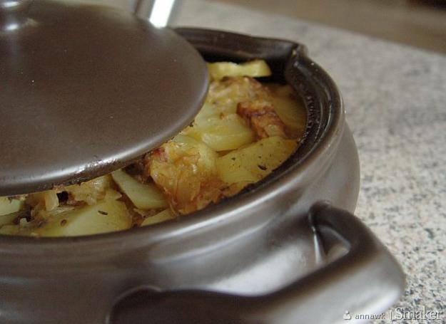 Ziemniaki zapiekane