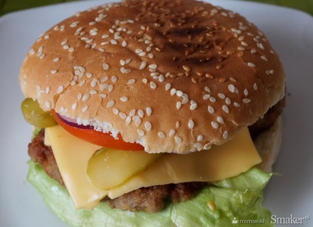Domowe burgery. Kliknij!