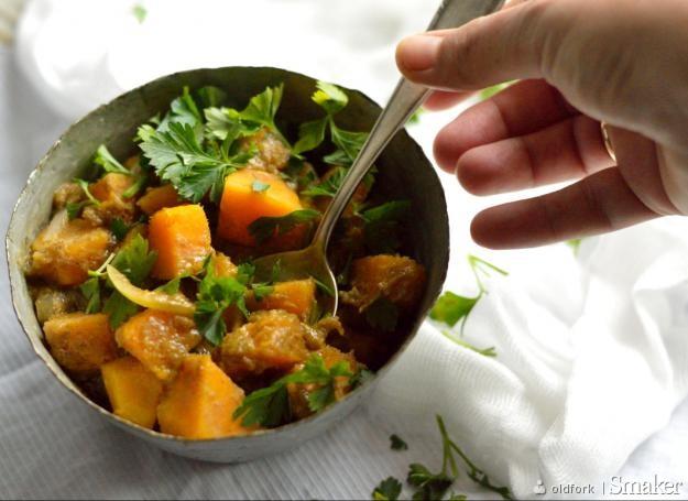 Pikantne dyniowe curry. Kliknij!