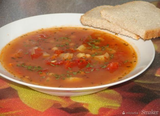 Pikantna Zupa Z Ciecierzyca Przepis Ze Smaker Pl