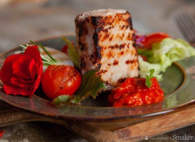 Szaszłyki wieprzowe marynowane w kefirze według Ewy Wachowicz