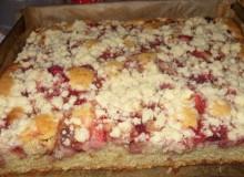 Ciasto Ucierane Z Truskawkami Przepis Ze Smaker Pl