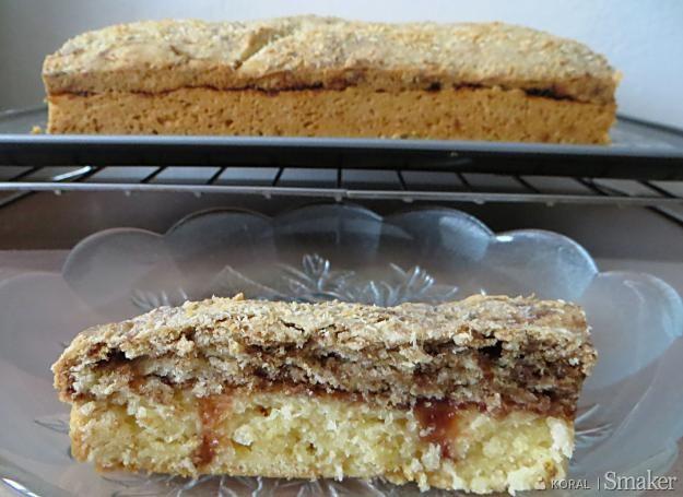 Ciasto Orzechowo Kokosowe Przepis Ze Smaker Pl