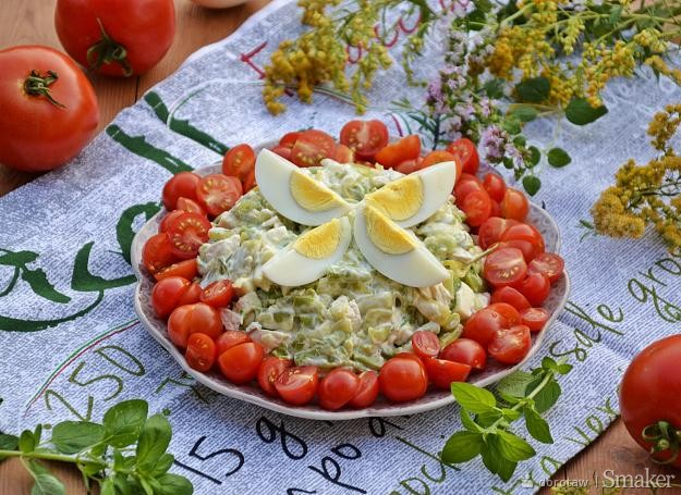 Salatka Bogata W Bialko