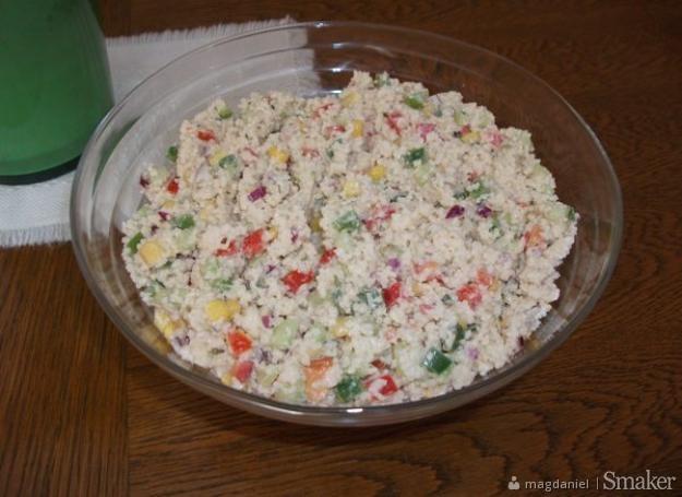 recipe: sałatka kuskus z kurczakiem [11]