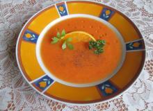 Zupa Marchewkowa Z Imbirem I Pomarancza Lidl Przepisy