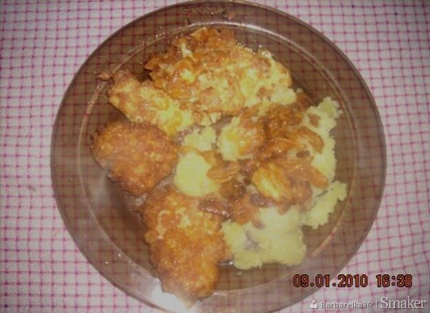 Kawalki Kurczaka W Platkach Kukurydzianych Przepisy Jak Zrobic