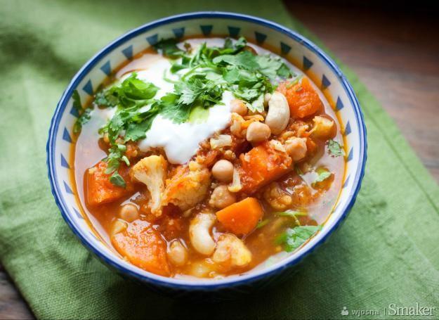 Kuchnia Indyjska Kurczak Curry Z Dynią I Przepisy Jak