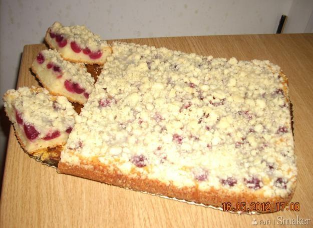 Ciasto Jogurtowe Z Budyniem I Kruszonka Przepisy Jak Zrobic