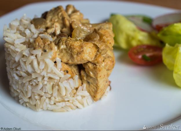Kurczak Curry Z Ananasem Dietetyczny Przepisy Jak Zrobic Smaker Pl