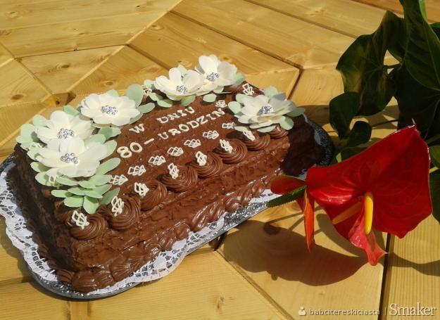 Ozdoby Na Tort 50 Lat Przepisy Jak Zrobić Smakerpl