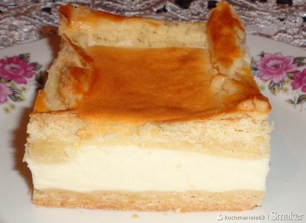 Kuchnia Aleex Sernik Z Kratką Przepisy Jak Zrobić Smakerpl