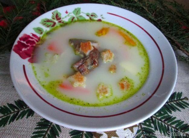 Zupa Rybna Z Cukinia Przepisy Jak Zrobic Smaker Pl