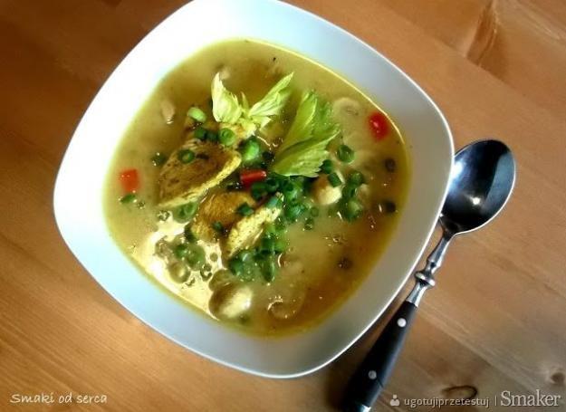 Kuchnia Tajska Przepisy Kurczak Przepisy Jak Zrobić