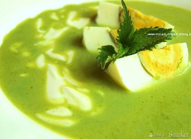zupa z pokrzyw przepis