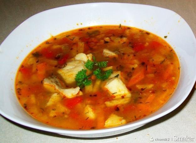Zupa Rybna Okrasa