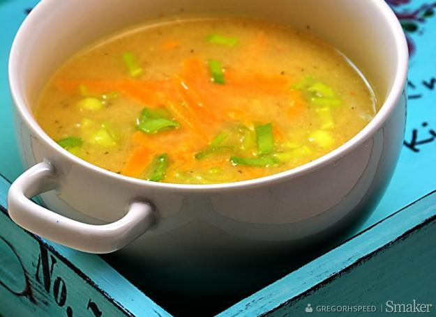 Zupa Krem Z Bialych Szparagow Przepis Ze Smaker Pl