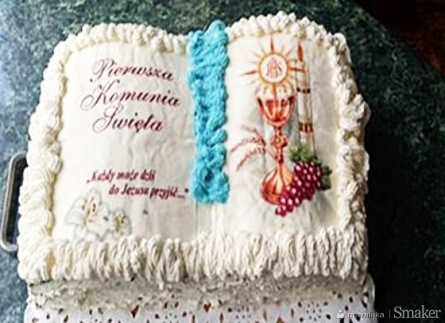 Tort Komunijny Ksiazka