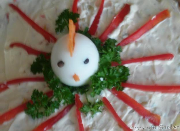 Wielkanocne Dekoracje Potraw Dzieci Przepisy Jak Zrobić