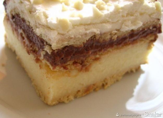 Ciasto Toffi Z Karmelem Bez Pieczenia Przepisy Jak Zrobic Smaker Pl