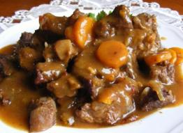 Boeuf Bourguignon wg. Julii Child